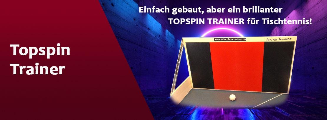 Speed Topspin Trainer DE